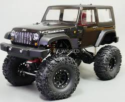 100 Rc Truck 4x4 Custom 110 RC JEEP WRANGLER RUBICON 4X4 22 Rock Crawler RTR