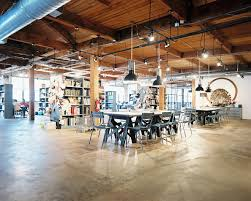 Industrial Design Office Space Layout