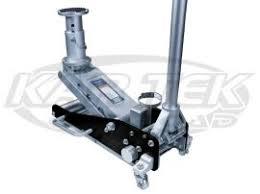 3 Ton Aluminum Floor Jack by Pro Eagle Black 2 Ton Aluminum Floor Jack With Adjustable