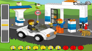 LEGO Juniors Pony Lego Gas Station Lego Firetruck Games In 1 - Best ...