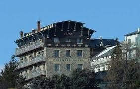 chambre hote font romeu hotel des pyrénées font romeu odeillo via