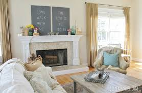 Seasons Of Home Easy Spring Decorating Ideas Touches Nature