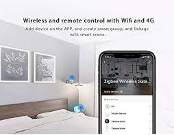 tuya zigbee smart gateway hub smart home bridge smart app wireless fernbedienung für alle intelligenten produkte zigbee 3 0