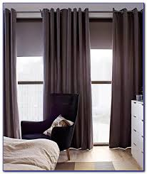 Ikea Sanela Curtains Brown by Blackout Curtains Ikea Canada Curtain Home Design Ideas