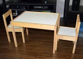 The Crider House Rules: Kid Table Refinish Ikea Mammut Kids Table And Chairs Mammut 2 Sells For 35 Origin Kritter Kids Table Chairs Fniture Tables Two High Quality Childrens Your Pixy Home 18 Diy Latt And Hacks Shelterness Set Of Sticker Designs Ikea Hackery Ikea