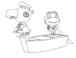 For Kids Download Animal Crossing Coloring Pages 11 About Remodel Picture Page With