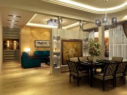 Dining Living Room Partition Ideas Dividing Wood And Sets Cu