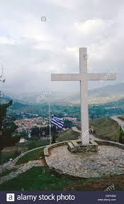 100 Kalavrita Memorial Of The Massacre Of Greece Artist Nick Elliott