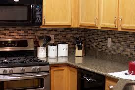 Adhesive Backsplash Tile Kit by Kitchen Backsplash Tile For Kitchen Peel And Stick Self Glass Kits