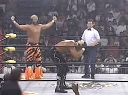Halloween Havoc 1996 Outsiders by Wcw Halloween Havoc 1996 Review