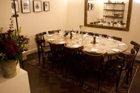 On The Menu Makes You Instantly Ravenous Beef Wellington In Truffle Oil Chorizo Hash Browns And Lobster Lasagne To Name A Few Private Dining Room