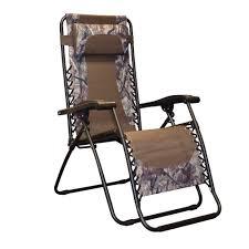 caravan sports infinity camo zero gravity patio chair 80009000180