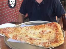 At 2ft Long And Over 5 Lbs The Super Slice At Pizza Barn In ... Cmh Gourmand Eating In Columbus Ohio Best 25 Order Pizza Ideas On Pinterest Near Me Tipsy Pig Sari Stories 37 Best Peanut Butter And Pickle Sandwich Images 180 Pizza Party Party Harold Square Londerry Nhs New Yorkstyle Deli Burger Recipes Quinoa Burgers Tarantos Barn Home Restaurants Branson Mo Big Cedar Lodge