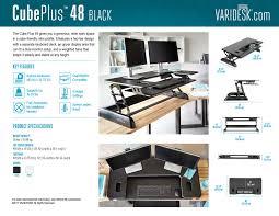 Varidesk Pro Plus 36 by Varidesk Pro Plus 48 Best Home Furniture Design