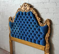 Queen Size Waterbed Headboards by How To Make A Tufted Headboard With Buttons Google Search