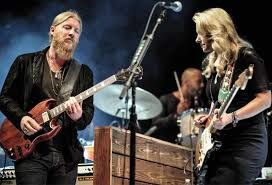 100 Derek Trucks Wife Tedeschi Band A Joyful Noise Cover Story Excerpt