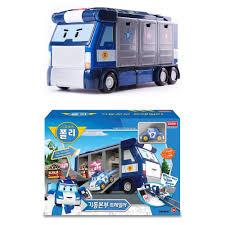 100 Fagus Trucks Robocar Poli Mobile Headquarter Trailer Single Product