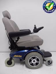 pride mobility jazzy select 14 xl power chair item 430 used