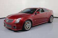 Cadillac cts V Coupe