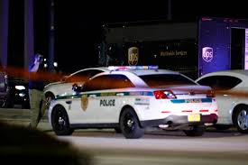 100 Ups Trucks For Sale UPS Truck Hijacked In Miami Shootout Leaves Four Dead