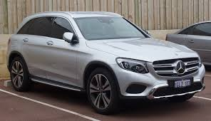 Mercedes-Benz GLC-Class - Wikipedia