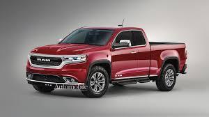 100 Small Pickup Trucks For Sale 2021 Ram Dakota Midsize Truck Renderings Rumors