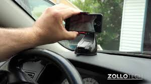 WinnerGear Montar Review Smartphone Car Mount