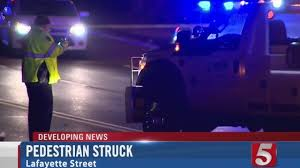 100 Tow Truck Nashville Man Hit By In