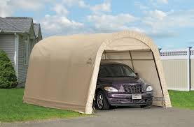 Home Depot Shelterlogic Sheds by Garage 12x24 Carport Portable Garage Tent Costco Portable