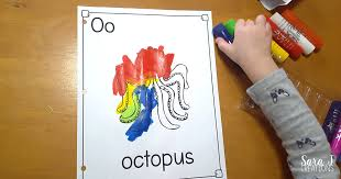 Letter O Activities That Would Be Perfect For Preschool Or Kindergarten Art Fine Motor
