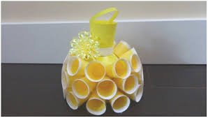 Art And Craft Ideas With Paper Cups