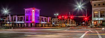 The Shops At Lakeside DFW In Flower Mound Texas Night Is Number