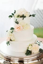 Elegant Blush White Beach Wedding Via TheELD