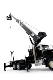 Buffalo Road Imports. National Crane 1300H Boom Truck Black ...