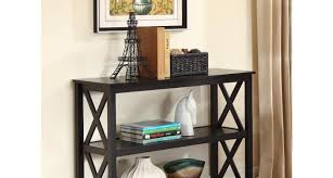 Narrow Sofa Table With Storage by Sofa Slim Console Table Amazing Thin Sofa Tables With A Warm