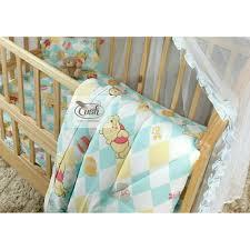 Winnie The Pooh Nursery Bedding by Winnie The Pooh Crib Bedding Set Cush Luxury Redefined