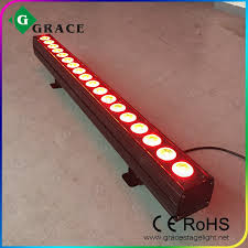 18x15w rgbwa led light cabinet 100cm 5in1 wall washer