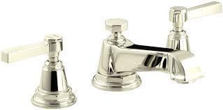bathroom entrancing kohler sink faucets design ideas