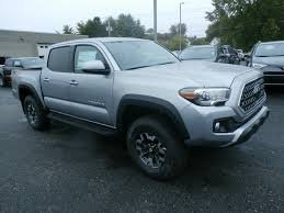 100 Front Wheel Drive Trucks New 2019 Toyota Tacoma Truck Double Cab For Sale In Johnstown NY
