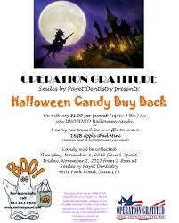 Operation Gratitude Halloween Candy 2014 by Halloween Candy Donations
