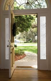 Front Door Sidelight Window Curtains by Front Doors Front Door With Side Window Front Door Sidelights