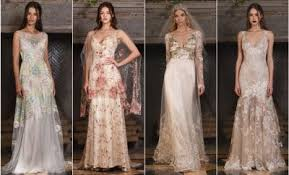 Claire Pettibone Couture Fall Wedding Dresses 2017