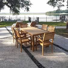 Teak Outdoor Dining Chairs And Teak Fniture Timber Sets Chairs Round Porch Fa Wood Home Decor Essential Patio Ding Set Trdideen As Havenside Popham 11piece Wicker Outdoor Chair Sevenposition Eightperson Simple Fpageanalytics Design Table Designs Amazoncom Modway Eei3314natset Marina 9 Piece In Natural 7 Brampton Teak7pc Brown Classics