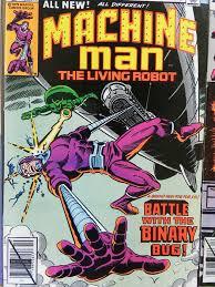 Machine Man Volume 1