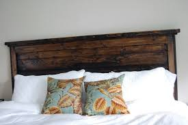 Ana White Headboard King by Ana White Reclaimed Wood Headboard King Home Design Ideas