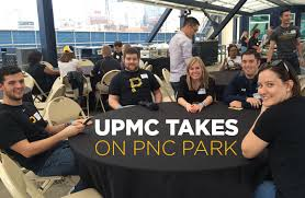 my career at upmc upmc takes on pnc park