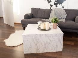 d c home moderner marmor beistelltisch für dein wohnzimmer