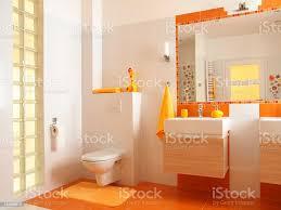 bunte kinder badezimmer mit toilette stockfoto und mehr bilder architektur