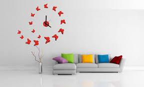 Wall Clock Home Decor