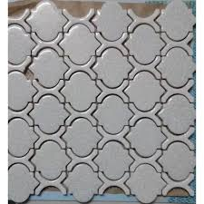 cheap porcelain floor tiles arabesque ceramic mosaic bathroom wall